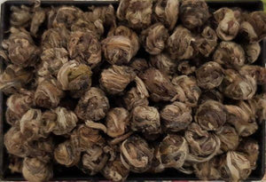 Jasmine Pure Dragon Pearls - Ten-Teas Loose Leaf Tea
