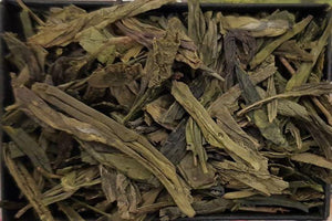 Dragonwell Lung Jing - Ten-Teas Loose Leaf Tea