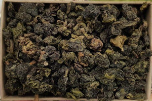 Jade Oolong - Ten-Teas Loose Leaf Tea