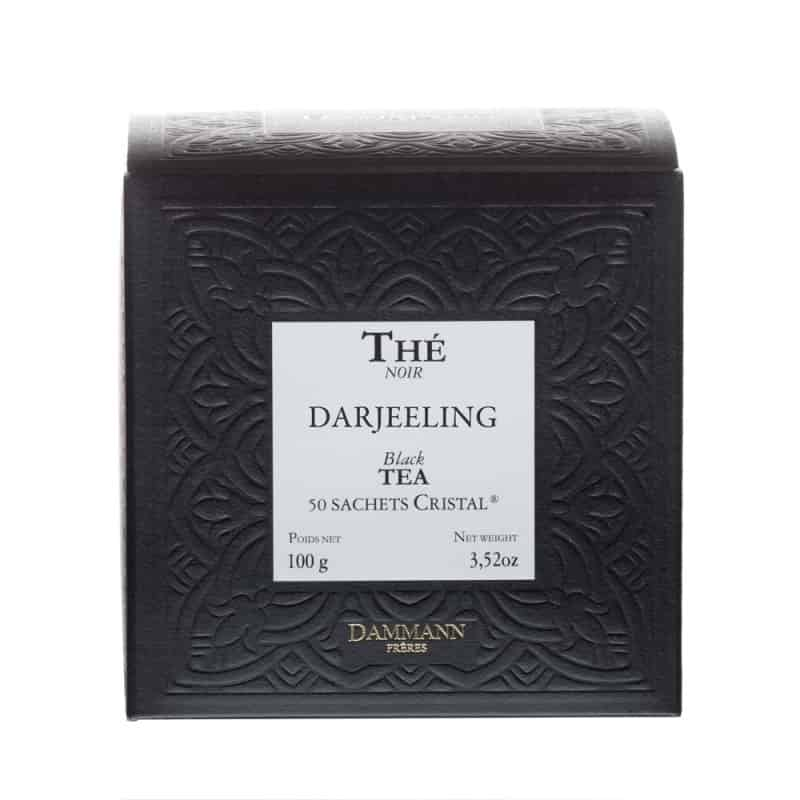 Darjeeling, box of 50 Cristal® sachets - Loose Leaf Tea Subscription Boxes