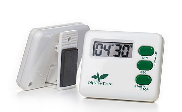 Digital Tea Timer - Loose Leaf Tea Subscription Boxes