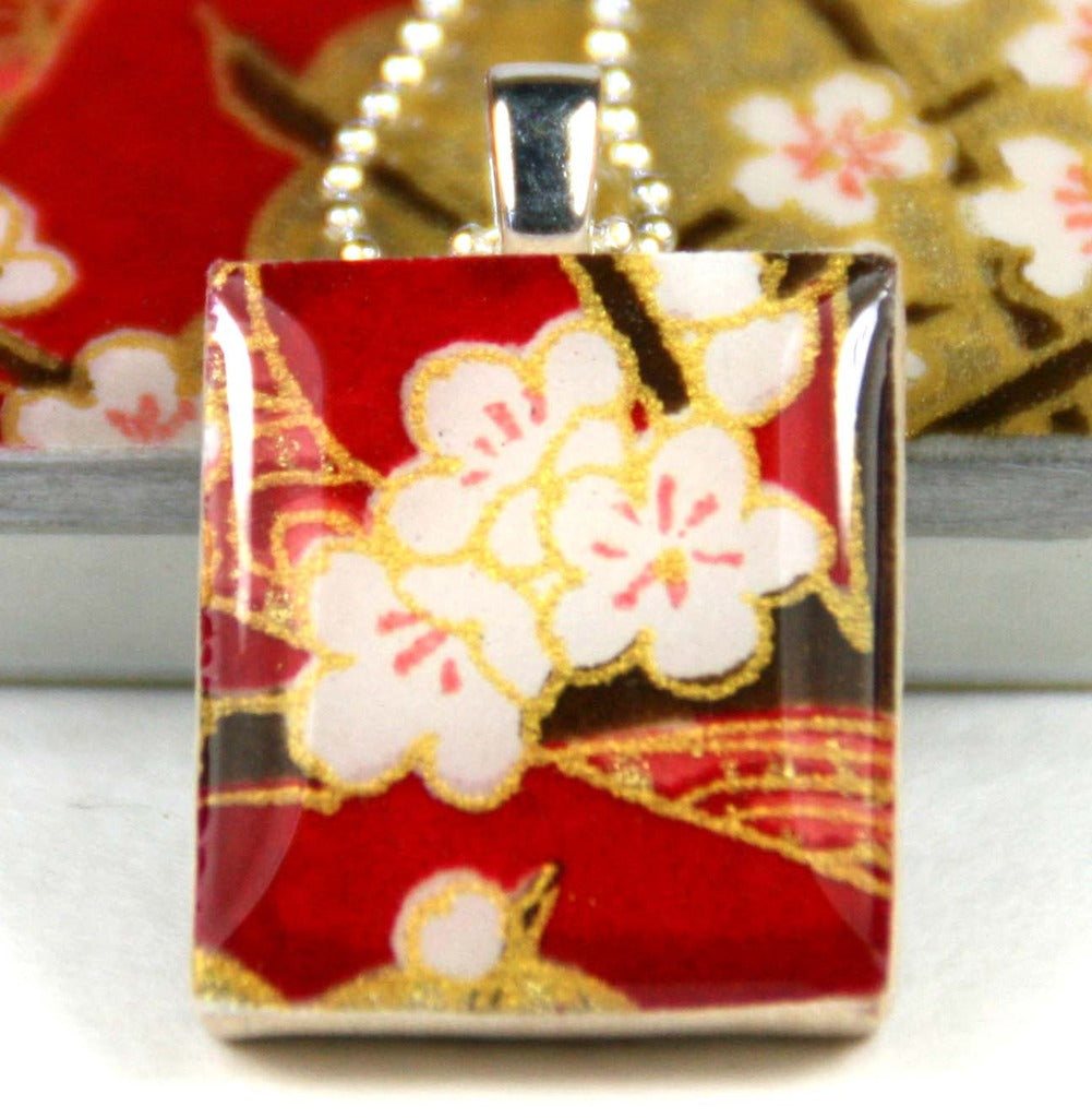 A scrabble tile pendant and teeny tiny tin chiyo wine leigh a scrabble tile pendant and teeny tiny tin chiyo wine mozeypictures Images