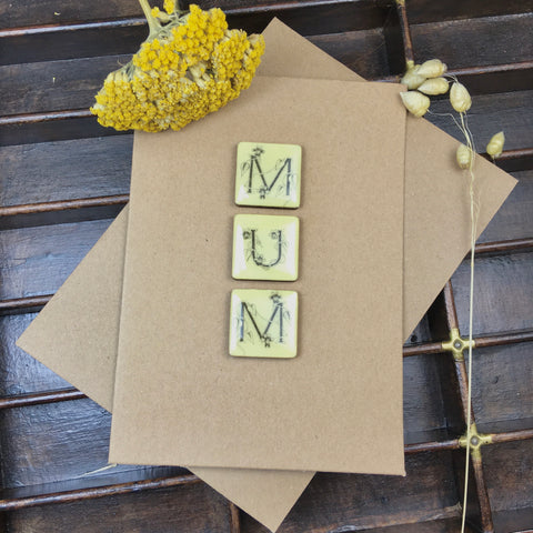 Art Card - Mum / Mom