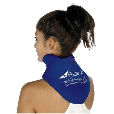 ELASTO-GEL HOT/COLD THERAPY CERVICAL COLLAR WRAP