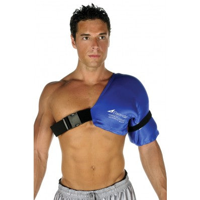 ELASTO-GEL HOT/COLD THERAPY SHOULDER WRAP