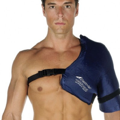 ELASTO-GEL HOT/COLD THERAPY SHOULDER SLEEVE