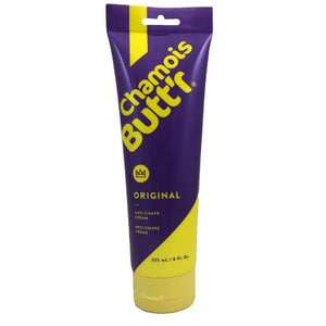 Chamois Butt'r Original Anti-Chafe Cream Non-Greasy, Non-GMO, Made in the USA - 8 Fl. Oz. Tube