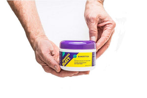 Chamois Butt'r European Cooling Anti-Chafe Cream, Non-Greasy, Made in USA 8 Fl. Oz. Jar