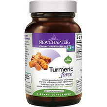 New Chapter Turmeric Force Inflammation Response - 60 Vegetarian Capsules