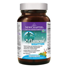New Chapter Sleep Aid Zyflamend Nighttime Supports Sleep & Whole Body with Turmeric, Holy Basil - 60 Vegetarian Capsules