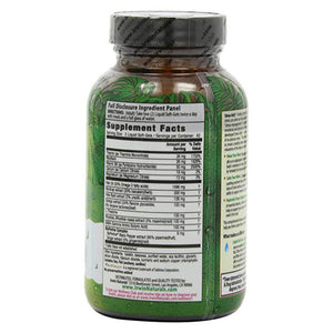Irwin Naturals Stress-Defy, Balanced Relaxed Cal, Stressful Day Neutralizer 84 - Liquid Softgels