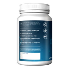MRM Gainer Protein Powder with Probiotics, Vanilla 53.3 oz