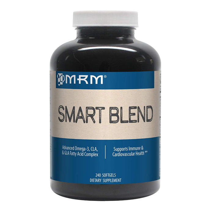 MRM Smart Blend with CLA, DHA, EPA, GLA Fatty Acid Complex, 240 Softgels