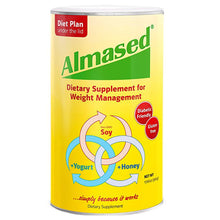Almased Multi Protein Powder Supplement Supports Weight Loss, Health and Energy 17.6 oz