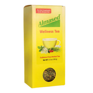 Almased Caffeine-Free Herbal Wellness Tea - 3.5 oz