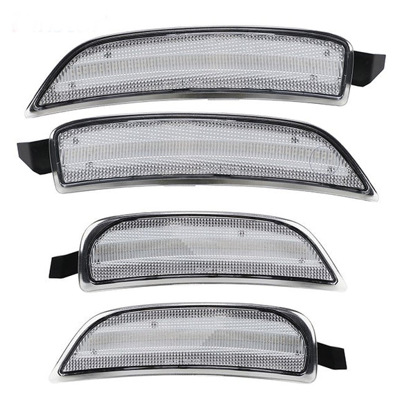 Clear Side Marker LED Lights