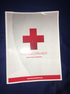 HES 200 First Aid/CPR/AED participants manual