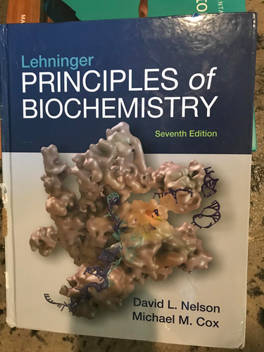 Biochemistry; Principles of Biochemistry (Lehninger) 7th Edition - Hardcover
