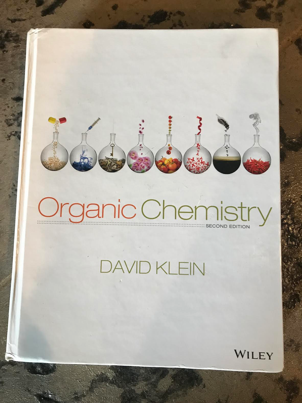 CHE-141: Organic Chemistry 2nd Edition