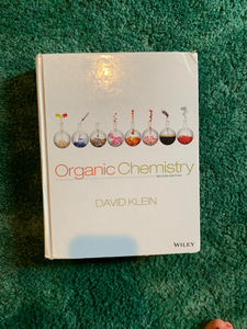 CHE 141, Organic Chemisty: second edition