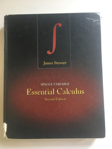 MCS 121- Essential Calculus