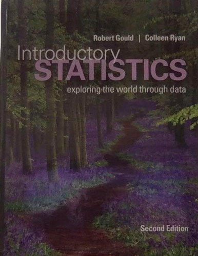 MCS-140: Introductory Statistics exploring the world through data