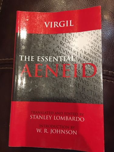 CLA 101: The Essential Aeneid