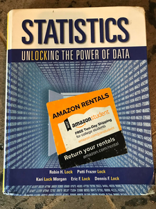 MCS-142; Statistics, Unlocking the Power of Data