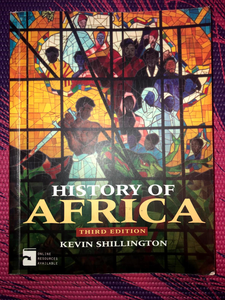 HIS 150- History of Africa