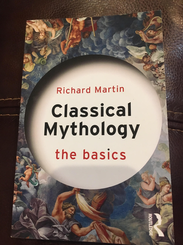 CLA 101: Classical Mythology: the basics