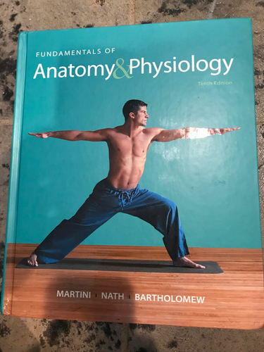 HES-234 & 235: Fundamentals of Anatomy & Physiology; 10th Edition - Hardcover