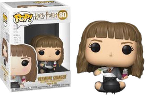 Harry Potter Hermione With Cauldron Exclusive Funko Pop! Vinyl Figure #80