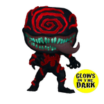 Corrupted Venom Glow In The Dark Funko Pop Vinyl Figure