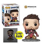 Marvel I Am Iron Man Exclusive Funko Pop Vinyl Figure