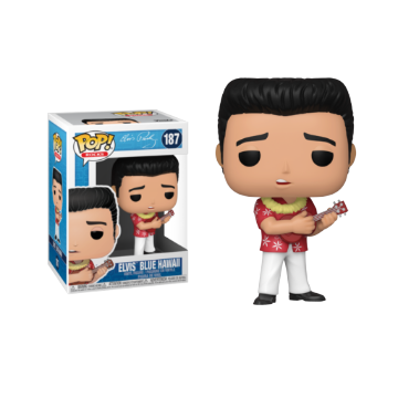 Elvis Presley Blue Hawaii Funko POP Vinyl