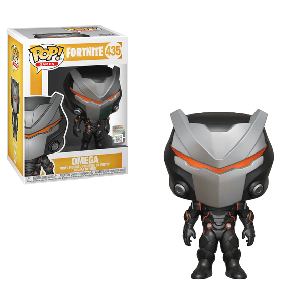 Fortnite Omega Funko Pop Vinyl Figure #435