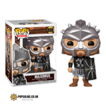 Gladiator Maximus With Helmet Exclusive Funko Pop Vinyl Figure