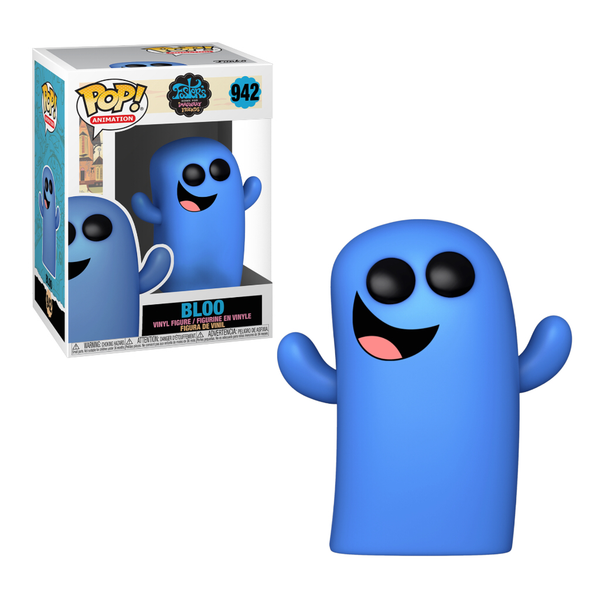 PRE ORDER Fosters Home For Imaginary Friends Bloo Funko Pop Vinyl