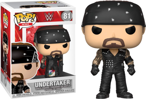 WWE Boneyard Undertaker Funko Pop! Vinyl