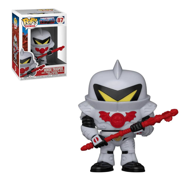 PRE ORDER Masters of the Universe Horde Trooper Funko Pop! Vinyl