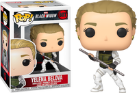 PRE ORDER Marvel Black Widow Yelena Funko Pop Vinyl Figure