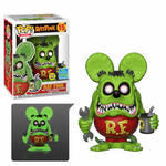 Rat Fink Funko Pop Vinyl Glow In The Dark Summer Convention Exclusive