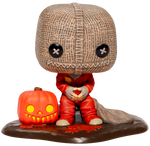 PRE ORDER Trick R Treat Sam With Pumpkin And Sack Funko POP Vinyl