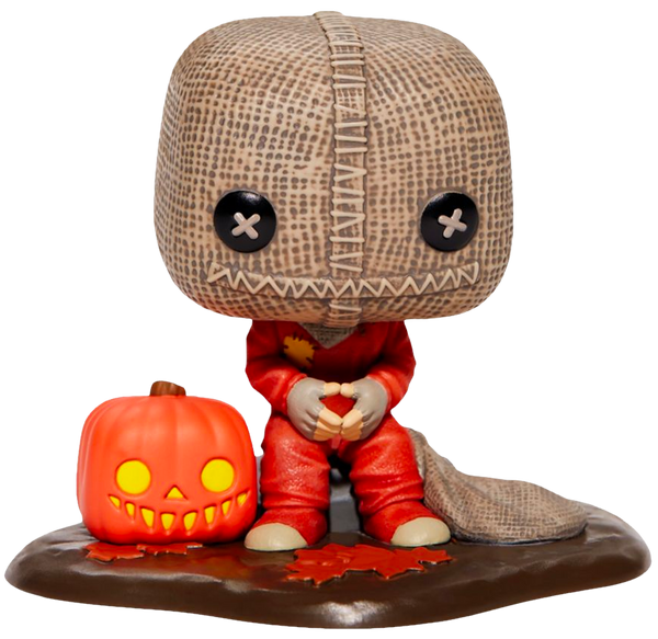 Trick R Treat Sam With Pumpkin And Sack Funko POP Vinyl