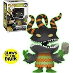 Nightmare Before  Christmas Harlequin Demon Glow In The Dark Funko Pop! Vinyl Figure #212