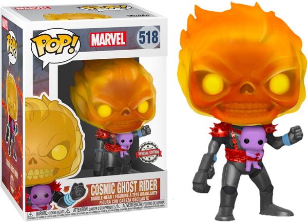 Cosmic Ghost Rider Funko Pop Vinyl Figure