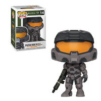 PRE ORDER Halo Infinite Mark VII With Commando Rifle Funko Pop! Vinyl