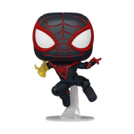 Marvel Spider-man Miles Morales with Chance Of Chase Funko Pop! Vinyl