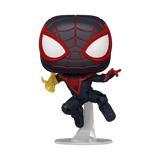 PRE ORDER Marvel Spider-man Miles Morales with Chance Of Chase Funko Pop! Vinyl
