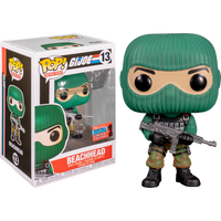 G.I. Joe Beach Head Funko Pop! Vinyl Figure 2020 Fall Convention Exclusive